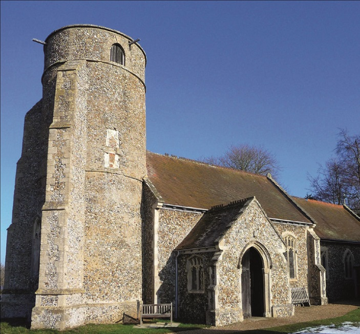 All Saints Church, Suffolk