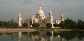 The Victoria Memorial Hall, Kolkata/Calcutta