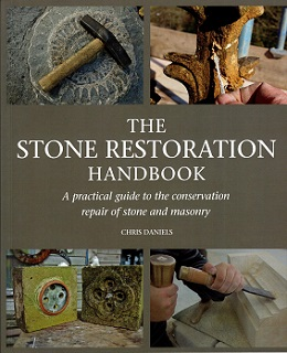 Cover of The Stone Restoration Handbook by Chris Daniels